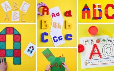 Literacy Centre for Kindergarten