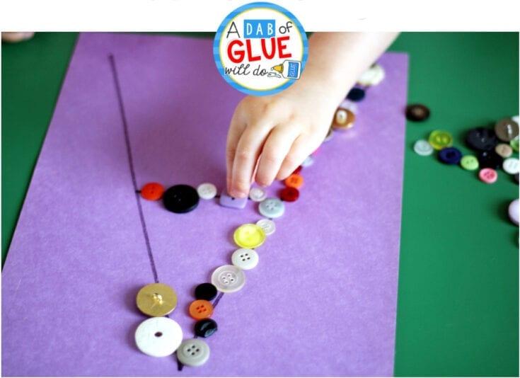 Bead and Button Alphabet