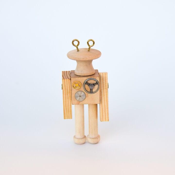 Steampunk Robots