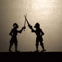 Articulated Shadow Puppets