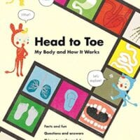 Head to Toe: My Body and How It Works, by Okido