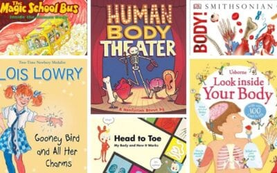 Anatomy Books for Kids