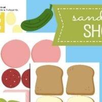Paper Sandwich Shop