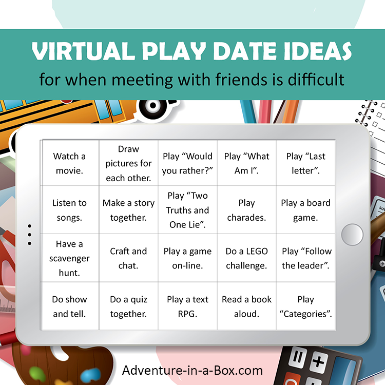 Games to Play on Facetime with Friends