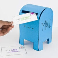 Printable Mail Box