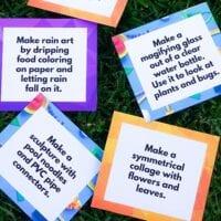 Summer STEAM Challenges for Kids