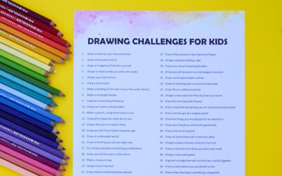 Things for Kids to Draw