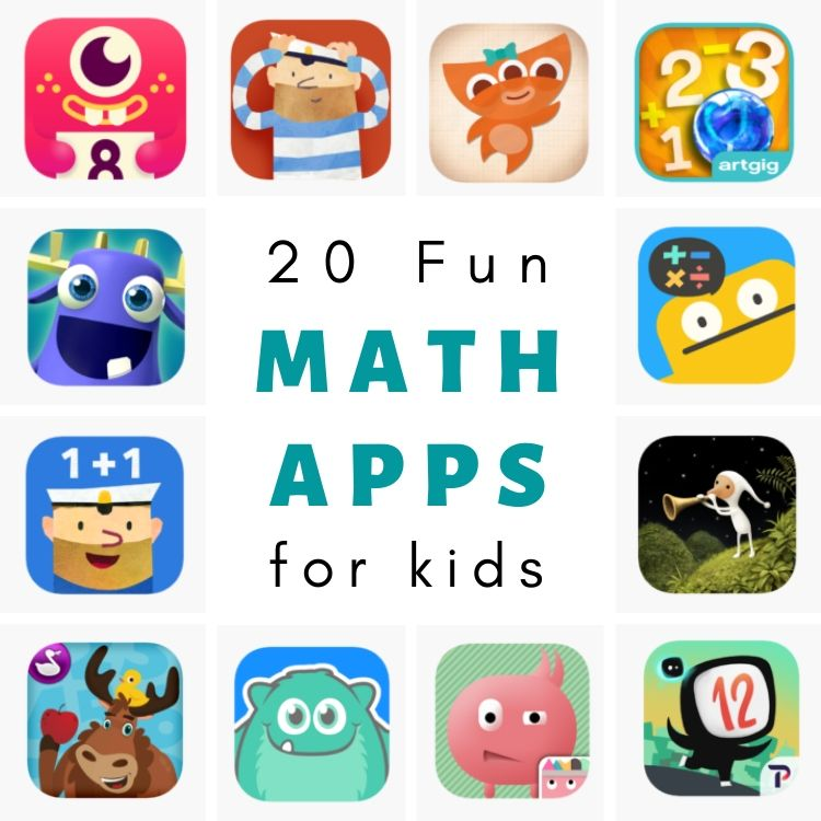 20 Fun Math Apps for Children