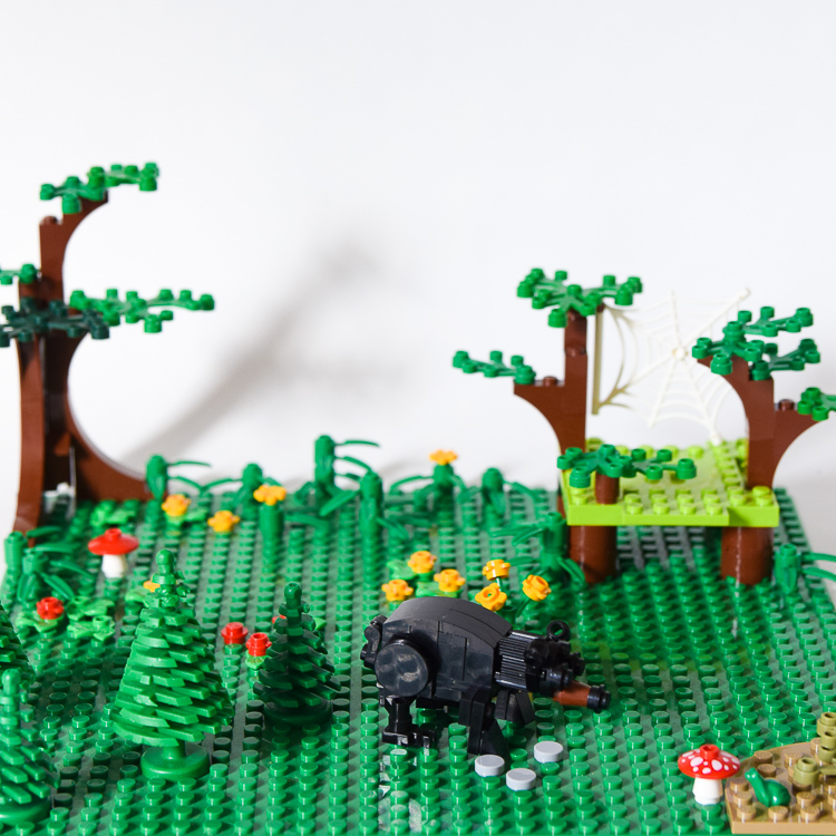 LEGO Habitats: Temperate Forests