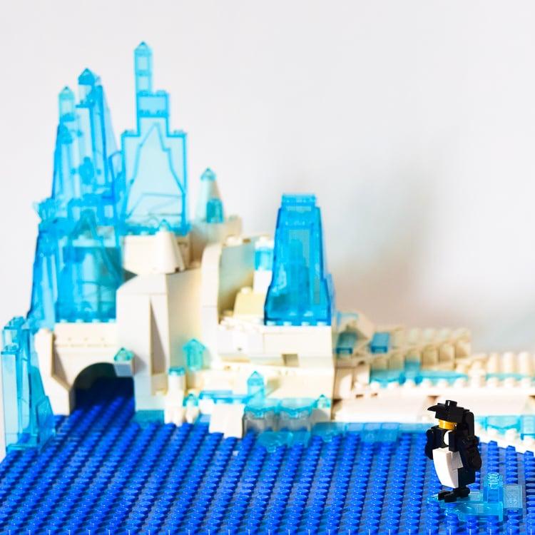 LEGO Habitat: Icy Desert