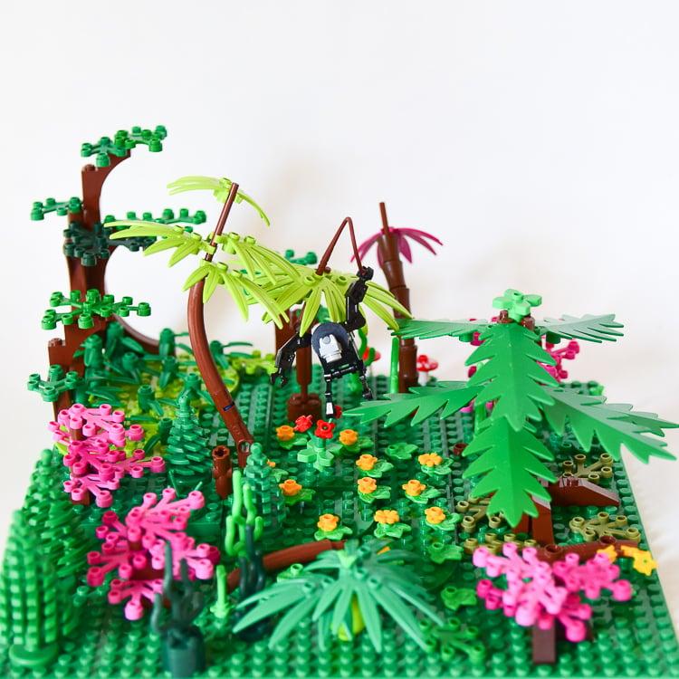 LEGO Habitat: Rainforest
