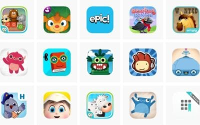 Reading and Writing Apps for Kids