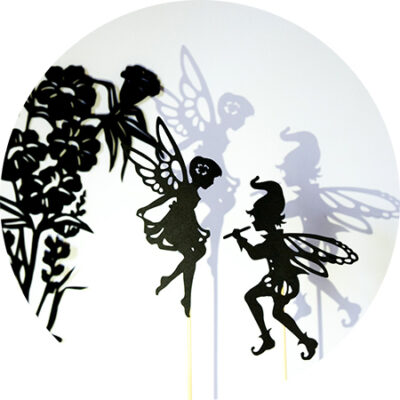 Printable Shadow Puppets